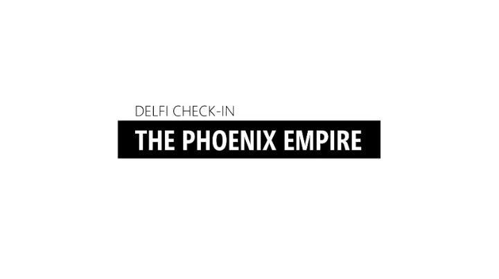 DELFI CHECK IN CÙNG ĐẠI NHẠC HỘI THE PHOENIX EMPIRE