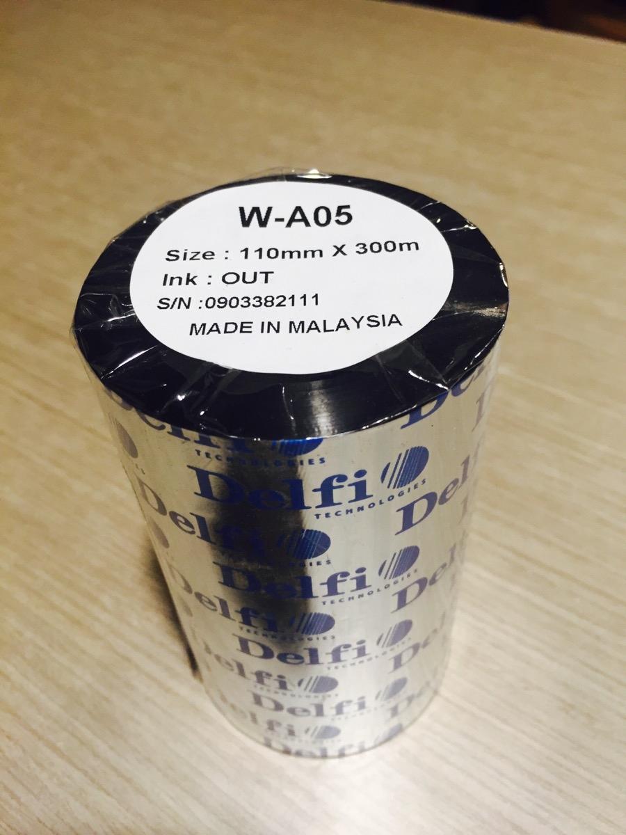 Mực Wax A05