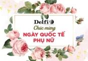 DELFI TƯNG BỪNG PARTY MỪNG NGÀY QUỐC TẾ PHỤ NỮ8/3