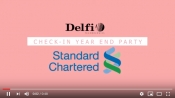 DELFI CHECK-IN SỰ KIỆN YEAR END PARTY 2019 CỦA NGÂN HÀNG STANDARD CHARTERED