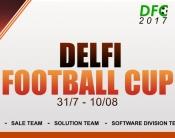 KHAI MẠC GIẢI BÓNG ĐÁ DELFI CUP 2017