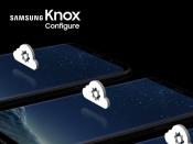 KNOX CONFIGURE