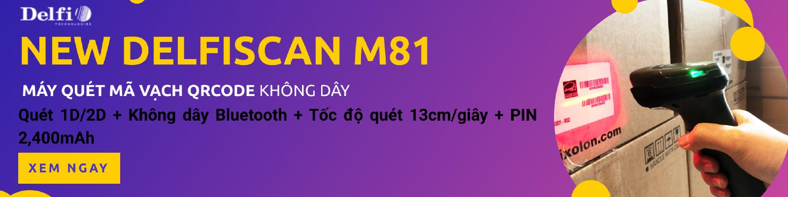 DELFISCAN M81